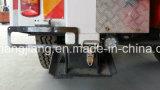 Rhd 4X2 평상형 트레일러 토우 구조차 트럭, 도로 구획 제거 트럭