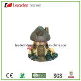 Estátua do cogumelo de Polyresin para a decoração da HOME e do jardim