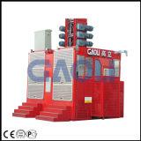 Подъем конструкции Gaoli Sc200/200 для пассажира & материала