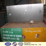 1.2738/P20+Ni Chapa de aço do molde plástico de aço especial