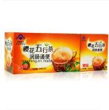 Venta caliente que adelgaza té, té natural y original del 100% de peso de la pérdida