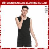 De Duidelijke Mouwloos onderhemden van naar maat gemaakte Mensen Van uitstekende kwaliteit (eltvi-6)