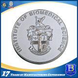 античная серебряная монетка металла собрания 3D для сувенира (Ele-C117)