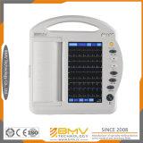 12 de toque da tela polegadas de máquina portátil do electrocardiógrafo ECG (BES-1210AT)