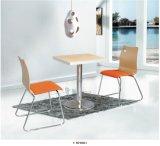 Möbel der Gaststätte-Sh005 mit dem Roheisen-Grundmetall, das Stuhl speist