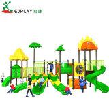 As crianças fornecedor Chinês de plástico de Diversões parque ao ar livre