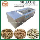 U форма продовольственной стиральной машины арахис щетки для очистки машины