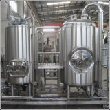 El lujo de cobre de 10 hl de la producción de cerveza cervecería