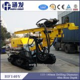 最もよい販売送風穴の訓練(hf140y)のための強い力DTHの掘削装置