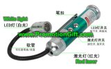 2 em 1 LED Laserlight Laser Pointer