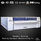 Qualität Doppelt-Rolle (3000mm) vollautomatische industrielle Wäscherei Flatwork Ironer