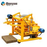 機械を作る簡単なセメントのブロック機械Qt40-3Aブロック