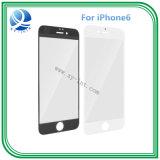 Obiettivo di vetro anteriore esterno di vendita superiore per bianco del nero di pollice di iPhone6 6g