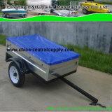 제조자 공급 화물 빛 의무 1.4m 감금소 또는 상자 트레일러 (CT0070)