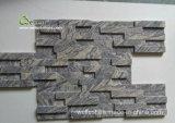 G261 Juparanaの壁の飾るか、または壁のクラッディングのための灰色の花こう岩文化石
