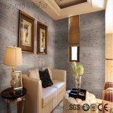 Matériau de construction en bois de carrelage de vinyle de plancher de PVC des graines