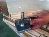 展覧会の木の床の調節可能なフィート(亜鉛合金)