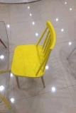 De PP de beleza Serviços de casamento reunião das Partes de Jantar Jardim cadeira de plástico dobrável