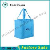 普及した習慣の非編まれたギフト袋、Foldable大きい非編まれたショッピング・バッグ