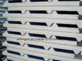 벽 지붕 거품 격리되는 물자 EPS 샌드위치 위원회 쉬운
