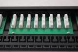 UTP CAT6 48 puertos de terminación Vertical Patch Panel