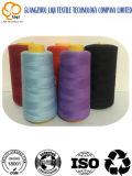 Uitstekende kwaliteit met Milieuvriendelijk Rayon 100% Draad van het Borduurwerk van de Polyester Textiel Naaiende