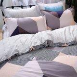 Barato preço de venda quente cama impressos de microfibras de poliéster definido