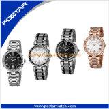 De nieuwe Bovenkant die van de Mode het Eenvoudige Kwarts Movt verkopen van het Ontwerp het Horloge van het Merk Postar