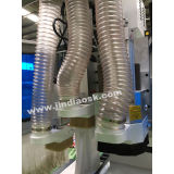 Verschachtelung CNC-Fräser-Maschine der hohen Leistungsfähigkeits-E300 mit bohrender Bank