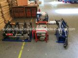 Sud315h halb automatische HDPE Kolben-Schmelzschweißen-Maschine (90mm-315mm)