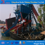 Kedaのチェーン・バケットの金の浚渫船及び金の浚渫装置