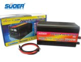 Suoer Solar Power Inverter 24V 220V постоянного тока в переменный Инвертор 2000W с CE & RoHS (HDA-2000B)