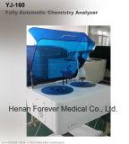 Matériel de laboratoire médical automatique de l'analyseur Yj-100y de chimie clinique