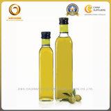 Transparente Olivenöl-Flasche der Farben-500ml auf Lager (1252)