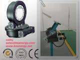ISO9001/Ce/SGS PV Verfolger-einzelne Mittellinie vertikal und, die horizontal aufspürt