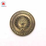 カスタムトークン貴重な3D番号イスラム教の硬貨のレプリカ