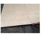 Tipos de V para techos de madera contrachapada de Groove