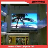 Mur visuel de location d'intérieur de l'écran de l'Afficheur LED P2.5/DEL/pour fixe