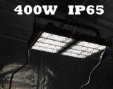 パネルのモジュールアルミニウムデザインMeanwellドライバーは保証5年のIP65 100W 200W 300W 400W高い湾LEDの据え付け品を防水する
