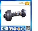 Heavy Duty semi-remorque Remorque essieu de roue/article/essieux de haute qualité pour les camions-remorques Pièces auto