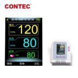 Contec08un moniteur de pression sanguine sphygmomanomètre électronique