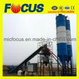 Planta concreta certificada Ce do grupo do ISO, planta concreta de Hzs60 Mixng