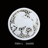 Mattonelle domestiche della scultura della parete delle decorazioni di Relievo dell'arenaria