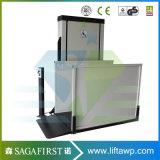 3m hydraulischer Treppen-Haushalts-draußen Rollstuhl-Aufzug-Tisch