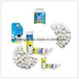 Gesundheits-Nahrung Ca-F.E.-Zn kaubare Tablette für Ergänzungs-Kalzium, Eisen und Zink