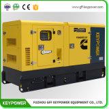 Quatre cylindres 85kVA Groupe électrogène diesel de type silencieux