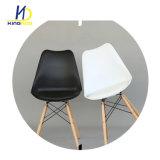 [سرينن] نجّد ليّنة وسادة [تثلب] جانب بلاستيكيّة يتعشّى كرسي تثبيت مع ساق خشبيّة