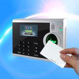 Биометрическая посещаемость времени фингерпринта с читателем карточки MIFARE (3000TC/MF)