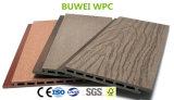 Constructeur composé en plastique en bois de revêtement de mur de coextrusion extérieure avec le GV
