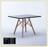正方形のホーム表または喫茶店表かホーム家具